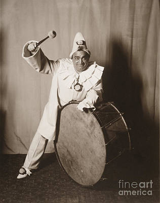 Drummer Photograph - Enrico Caruso (1873-1921) by Granger