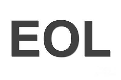 Digital Art - Eol End Of Life by Henrik Lehnerer