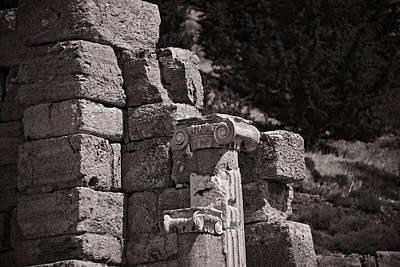 Photograph - Ephesus, Turkey by Cendrine Marrouat