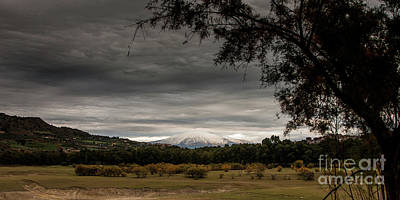 Photograph - Etna, The West Side by Bruno Spagnolo