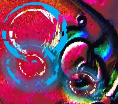 Painting - Evolving by Belinda Threeths