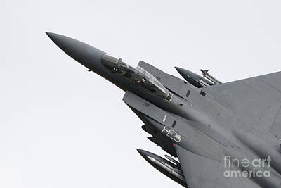 F15 Wall Art - Digital Art - F15 Eagle by J Biggadike