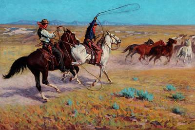 Running Wild Horses Paintings | Fine Art America
