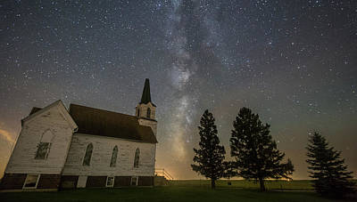 Faith Art Print by Aaron J Groen