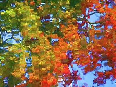 Perfect Lake Art Print by Lanjee Chee