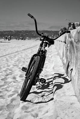Missions San Diego Photograph - Fat Tire by Peter Tellone
