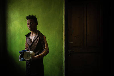 Photograph - Fekat Circus by Lucas Dragone