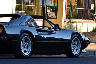 Photograph - Ferrari 308 by Dean Ferreira