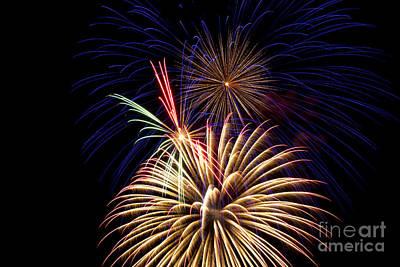 Photograph - Fireworks 2016 by Tara Lynn