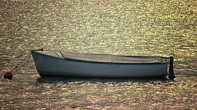 Commercial Photograph - Fishing Boat by Martin Newman