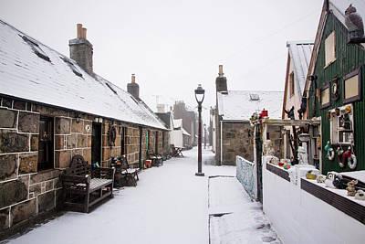 Photograph - Fittie In The Snow by Veli Bariskan