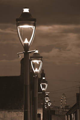 Photograph - Fittie Lights by Veli Bariskan