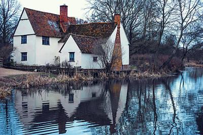 Photograph - Flatford Mill by Svetlana Sewell