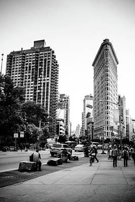 Photograph - Flatiron by Robert J Caputo