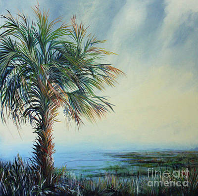 Florida Horizons Art Print by Michele Hollister - for Nancy Asbell