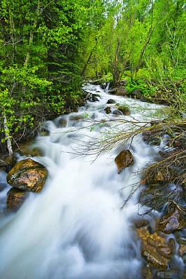 Photograph - Flow by Ryan Heffron