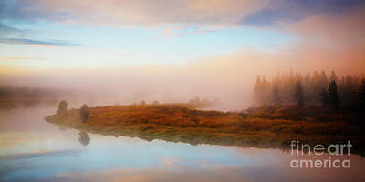 Photograph - Foggy Morning by Scott Kemper