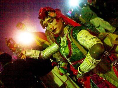 Photograph - Folk Dancer by Fareeha Khawaja
