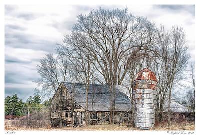 Photograph - Forsaken by Richard Bean