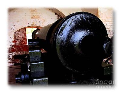 Photograph - Fort Pulaski by Jacqueline M Lewis