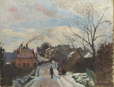 Fox Hill Upper Norwood Art Print