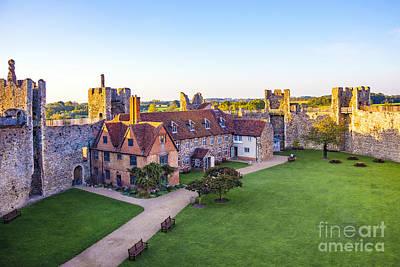Framlingham Castle Art Print