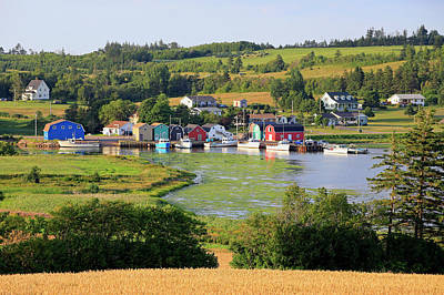 Photograph - French River, P.e.i. by Gary Corbett