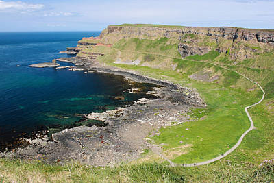 Giant Causeway Northern Ireland Art Print by Pierre Leclerc Photography