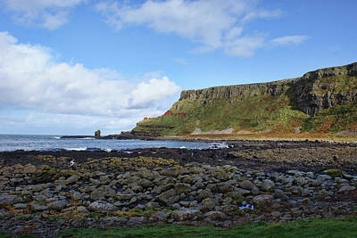 Photograph - Giant's Causeway by Colin Clarke
