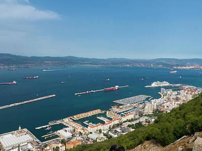 Photograph - Gibraltar Rock by Tamara Sushko