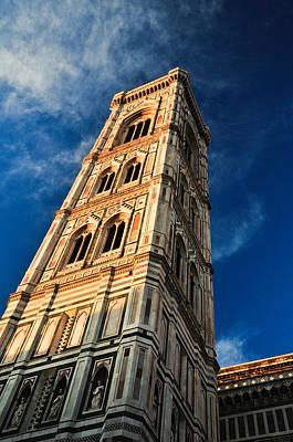 Giotto Art Print by Emilio Lovisa