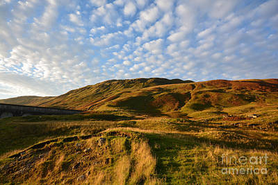 Glen Photograph - Glen Lyon by Smart Aviation