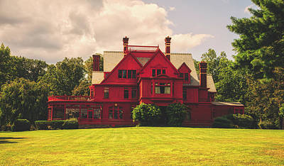 Photograph - Glenmont - The Thomas Edison Estate by Library Of Congress
