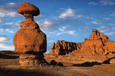 Photograph - Goblin Valley State Park Utah by Utah Images