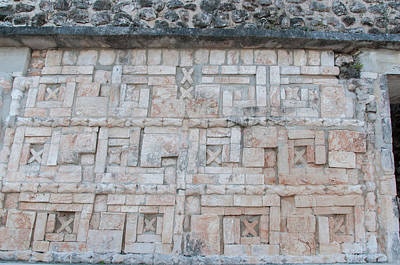 Wine Beer And Alcohol Patents - Governors Palace in Uxmal by Carol Ailles