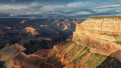 Mohave Az Photograph - Grand Canyon by Jeremy Duguid