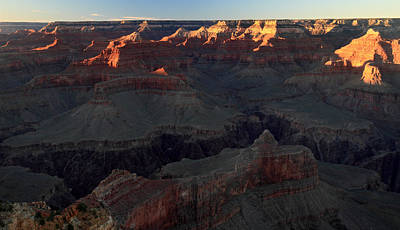 Photograph - Grand Canyon Sunset by Pierre Leclerc Photography
