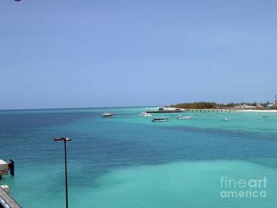 Photograph - Grand Turk Beach by Gary Wonning