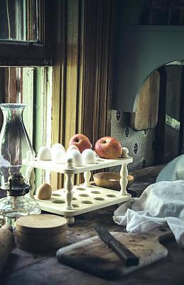Photograph - Grandma's Kitchen by Julie Palencia