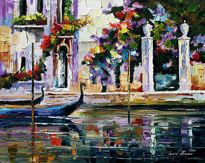 Greece Original by Leonid Afremov