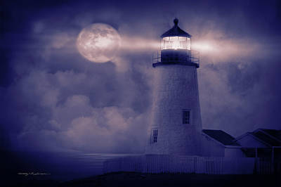 Photograph - Guiding Lights by George Robinson
