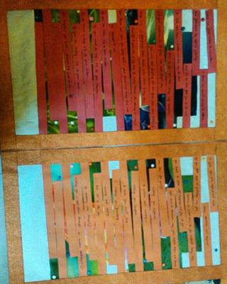 Thermocol Mixed Media - Handmade Card #1 by Ojaswi Singh