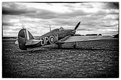 Photograph - Hawker Hurricane  by Chris Smith