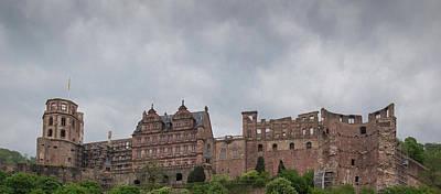 Photograph - Heidelberg Castle by Teresa Mucha