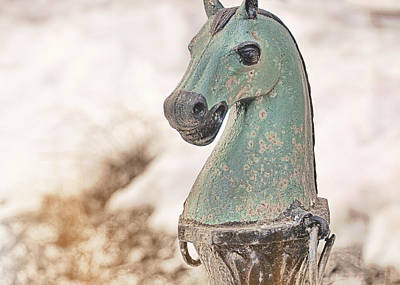 Photograph - Arlington Hitching Post  by JAMART Photography