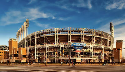 Photograph - Home Of The Cleveland Indians by Pixabay