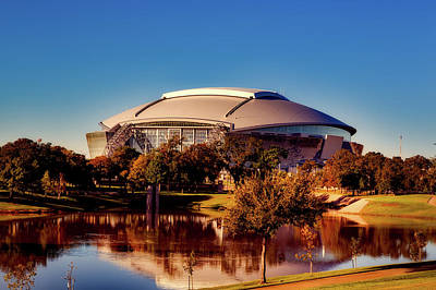 Photograph - Home Of The Dallas Cowboys by Mountain Dreams