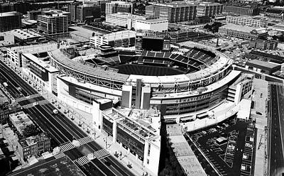 Photograph - Home Of The Washington Nationals by L O C