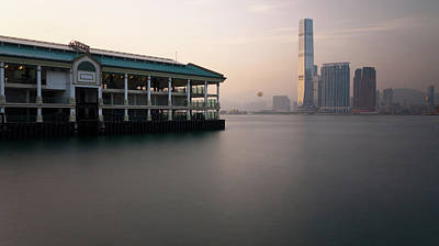 Hong Kong Harbour View Original