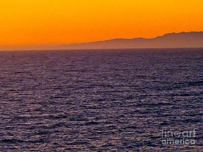 Photograph - Horizon by Fei A